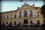 The public market in Porto Alegre, Brazil.
