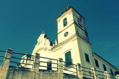The Church of São Salvador do Mundo.