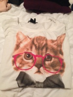 The Best Cat Shirt Ever