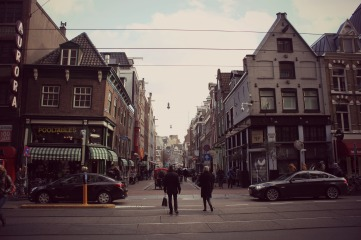 According to the 2008 Quality of Life Survey from international consultancy firm Mercer, Amsterdam ranks 22 out of 215 world cities for personal safety.