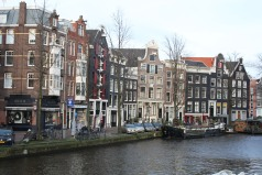 There are 6,800 buildings in Amsterdam that date back to the 16th, 17th and 18th century.