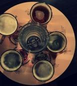 The delicious beers at J.W. Sweetman