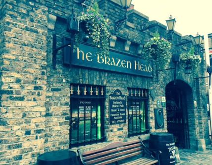 The Brazen Pub - Ireland's Oldest Pub