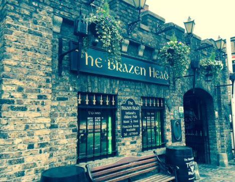 The Brazen Pub - Ireland's Oldest Pub