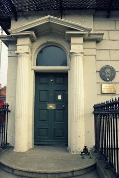 Oscar Wilde Childhood Home