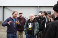 Learning about Eight Degree Brewing